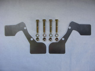 C5/C6 Corvette Heat Shield Kit, Ball Joint and Tie Rods