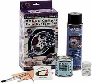 G-2 Manufacturing Brake Caliper Paint System C6 Corvette