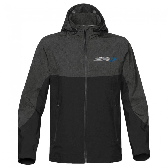 Corvette C7 ZR1 Stormtech� Jacket - Black/Carbon