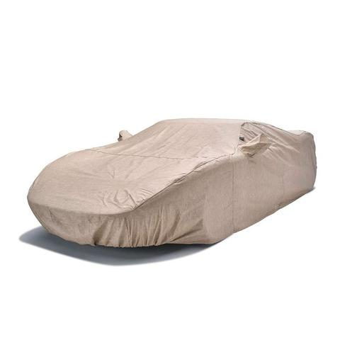 C6, C6/Z06, Grand Sport, ZR1 Corvette CoverCraft Block-It 380 Car Cover, Tan Color