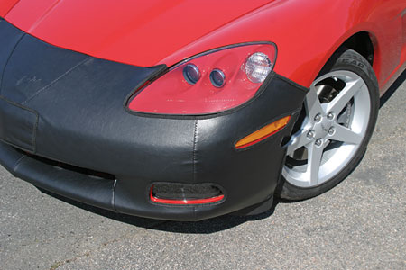 C6 Corvette CoverCraft Full Mask MM Series Bra, Nose Mask, Front End Cover