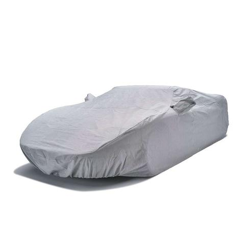 C6, C6/Z06, Grand Sport, ZR1 Corvette CoverCraft Block-It 200 Car Cover, Gray Color