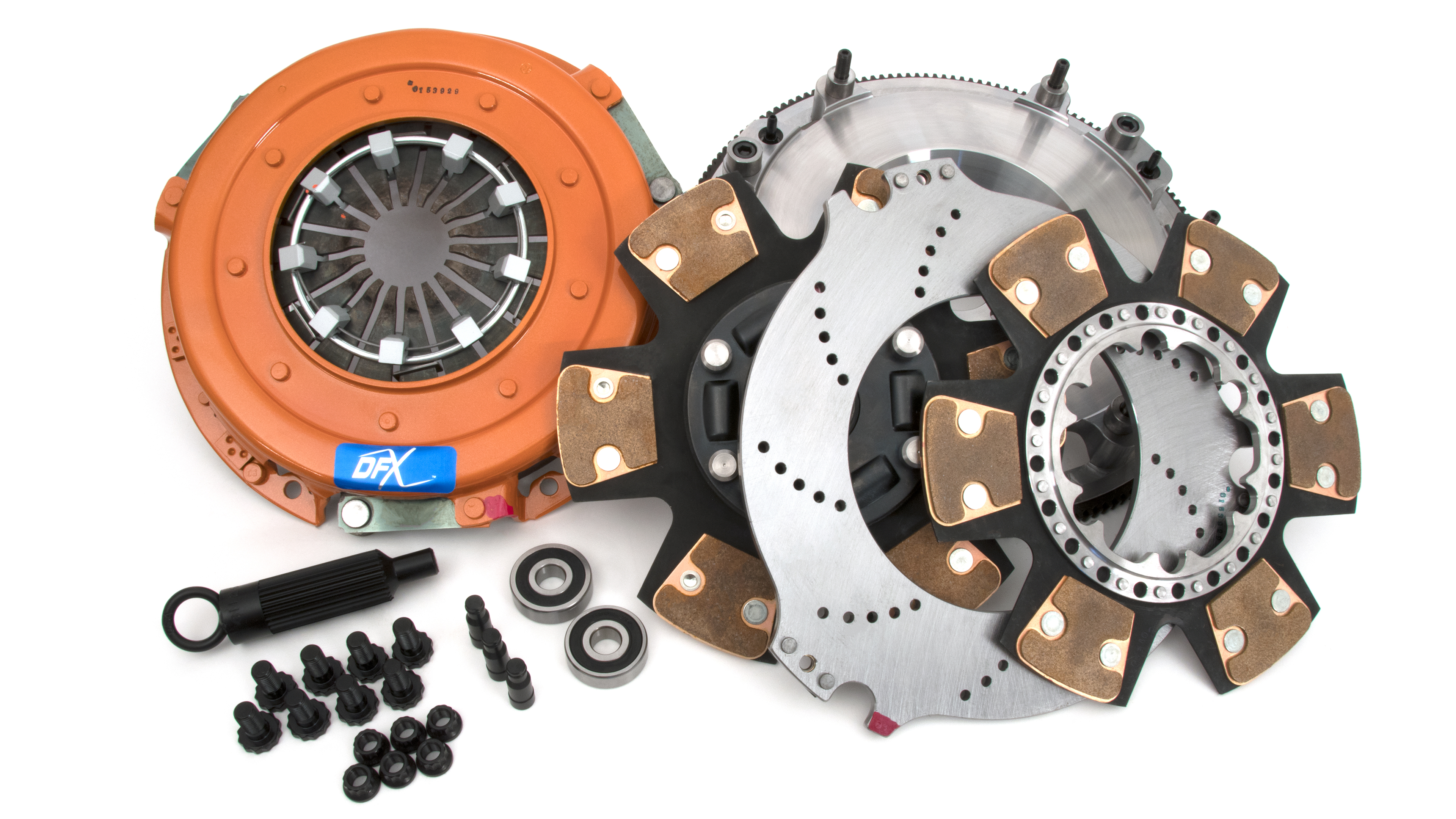 2014-2019 Chevrolet C7 Corvette Dyad XDS, Clutch and