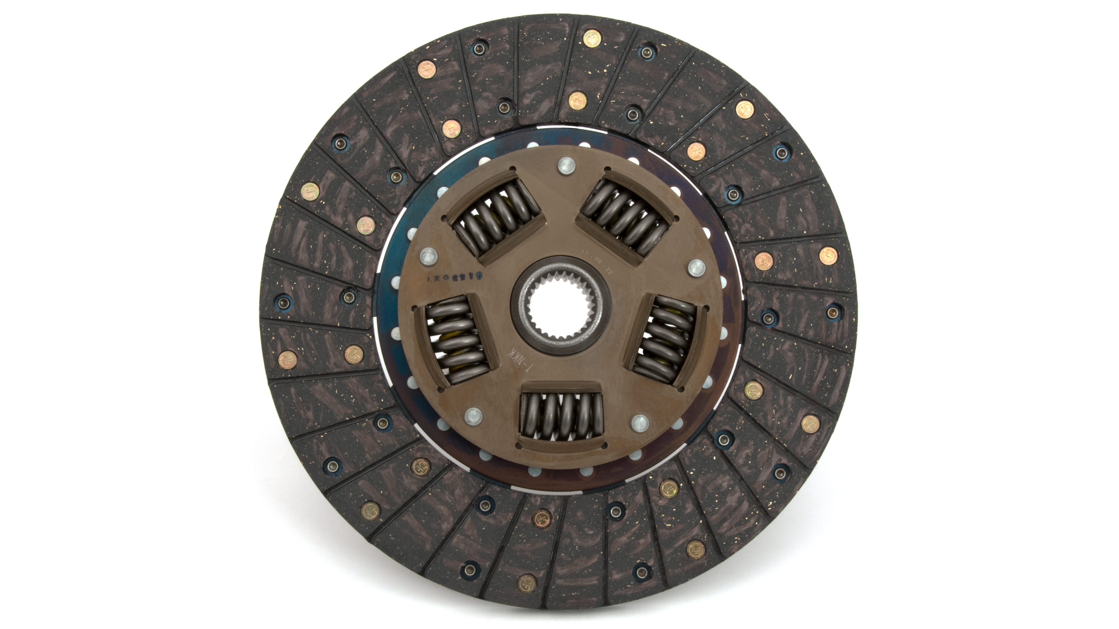 1957-1978 Chevrolet Corvette  Centerforce  I and II, Clutch Friction Disc