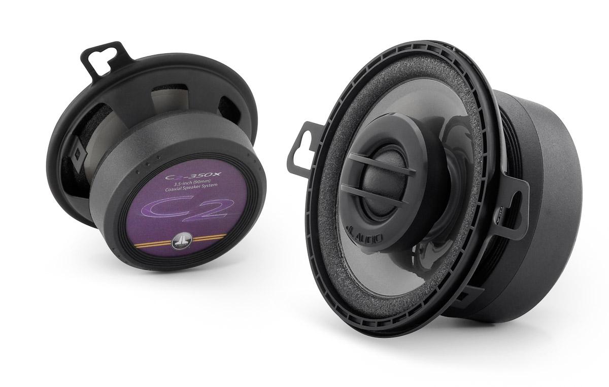 C6 Corvette Performance Audio Wiring Jl C2 350x 35 In Coaxial Speaker Upgrade Front Door