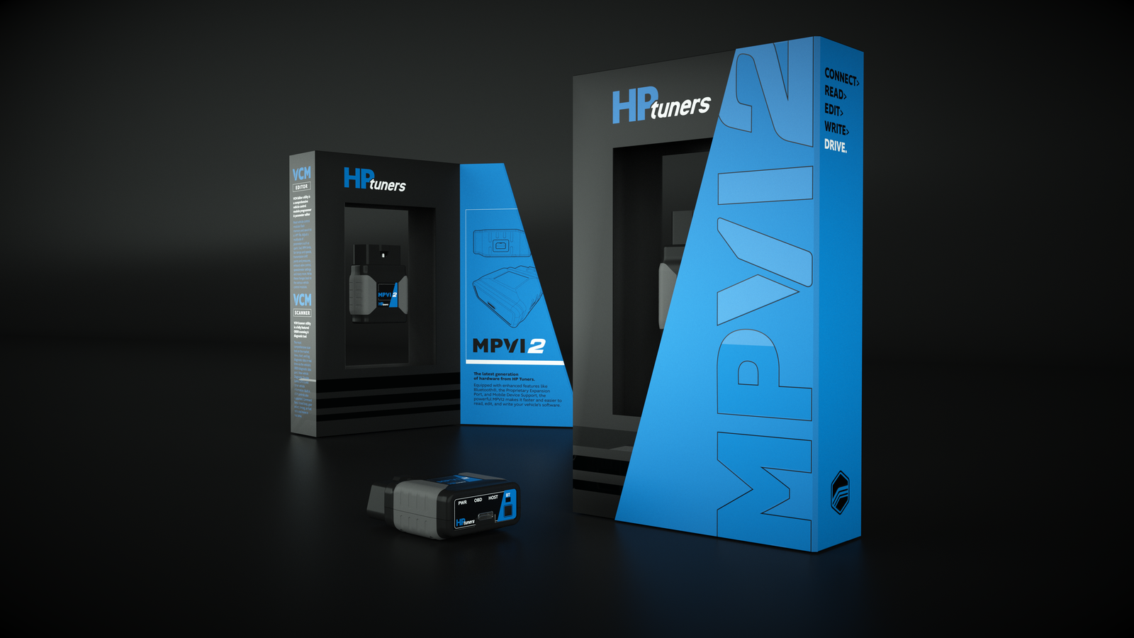 HP Tuners MPVI2, the latest generation of hardware from HP Tuners