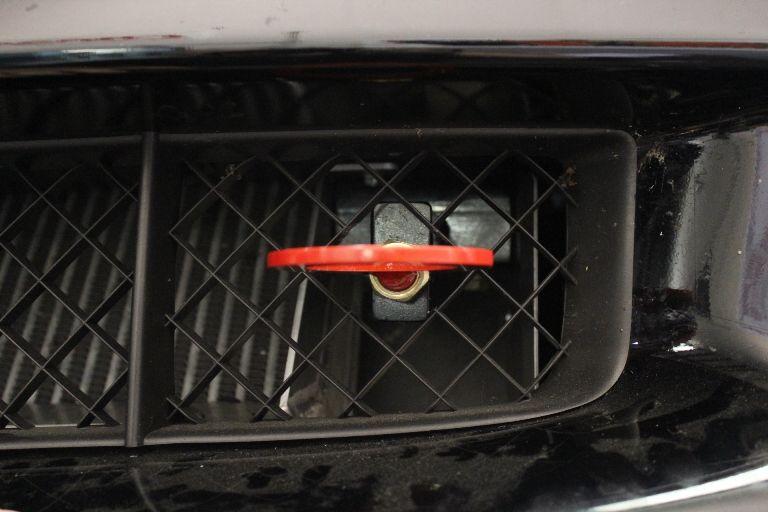 Front /& Rear Set, Black WCC C7 Corvette Tow Hooks