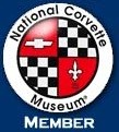 Proud Member of The National Corvette Museum