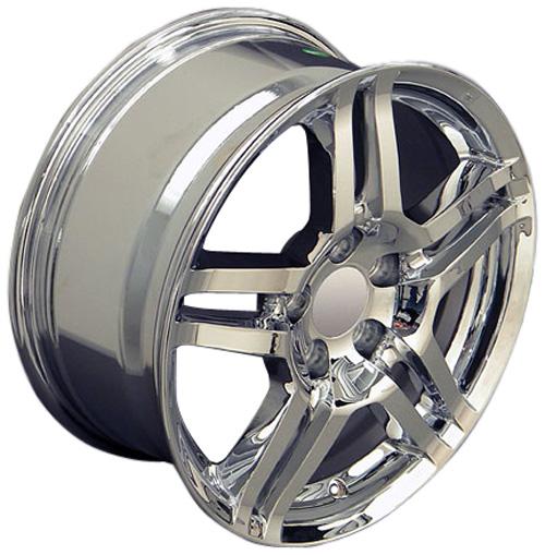 "17"" Replica Wheel Fits Acura TL, AC04 Chrome 17x8"
