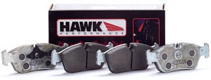 2010 Camaro SS Hawk HP Plus Front Brake Pads Set