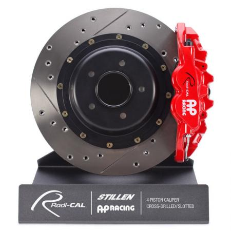 2010-2014 Camaro AP Racing Radi-CAL Front 6 Piston Brake System, Black or Red Calipers