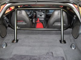 Roll Cages & Bars, for C5, C6, and Z06 Corvettes