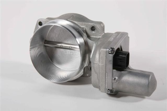 VMAX CNC Spiral Ported Throttle Body LS7 & LS3 C6 Corvette, 2010+ Camaro