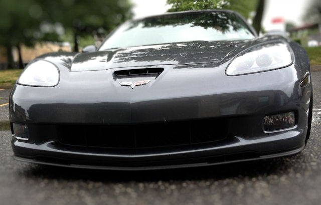 06-13 Corvette C6 GS, 427, Z06 Cleartastic Plus Invisible FRONT NOSE Paint Protection Kit